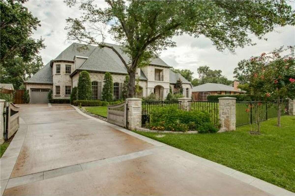 Jordan Spieth's new Dallas home.