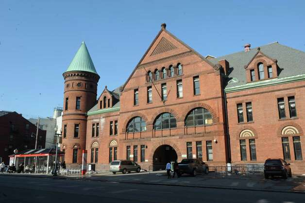 One reader said the Washington Avenue Armory should be converted to a market. (Michael P. Farrell/Times Union) Photo: Michael P. Farrell