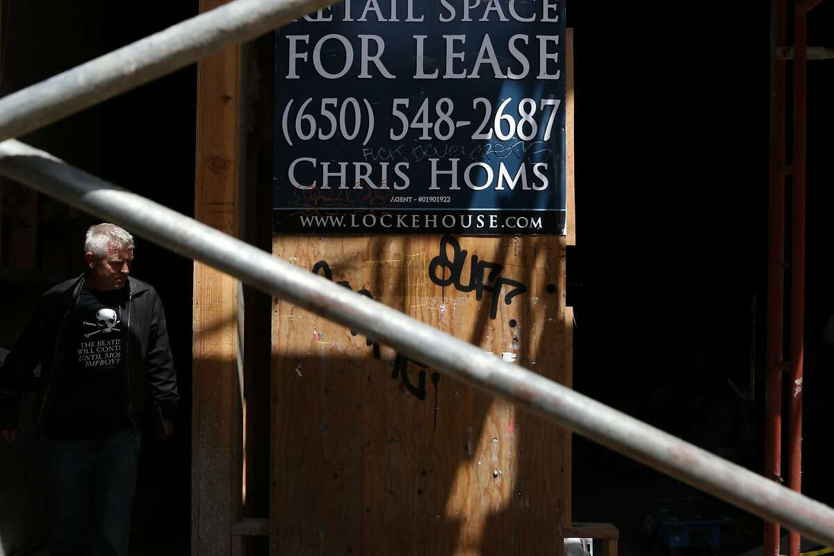 Construction site on 24th Street in Noe Valley on Monday, April 13, 2015.
