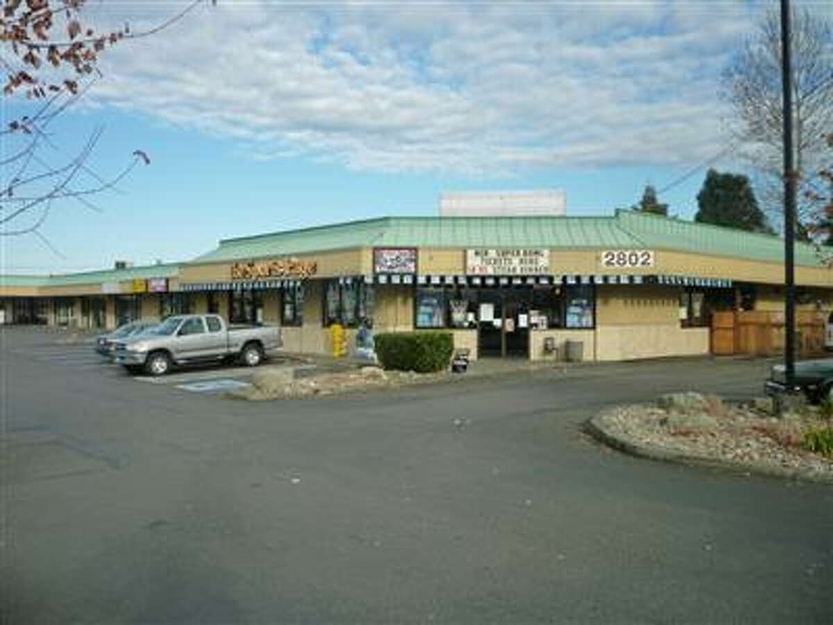 The Sports Page tavern in Auburn, pictured in a King County Assessor's Office photo.