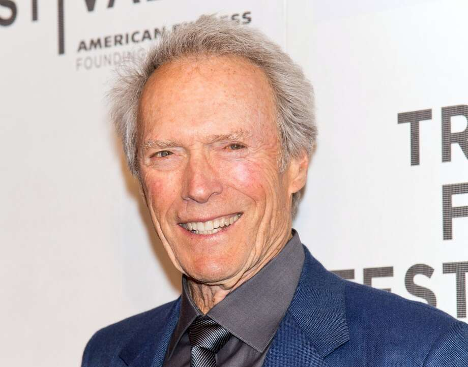 Clint Eastwood, Hay Baler - OaklandAfter graduating from Oakland Technical High School in 1948, Clint Eastwood worked as a hay baler, logger, truck driver, and steel furnace stoker prior to being called for military service. Photo: Gilbert Carrasquillo, FilmMagic