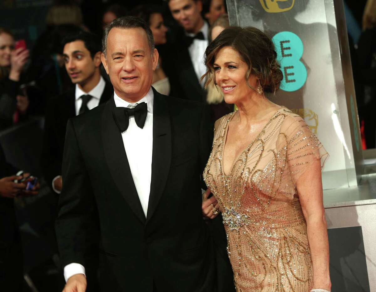 Rita Wilson: The actress revealed to People magazine on April 14, 2015, that she was diagnosed with breast cancer and has undergone double mastectomy and reconstructive surgery, reports The Wrap.
