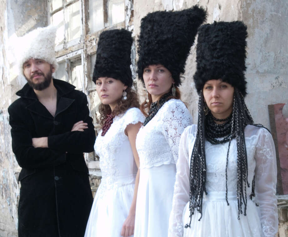DakhaBrakha Photo: Yevhen Rakhno / ONLINE_YES