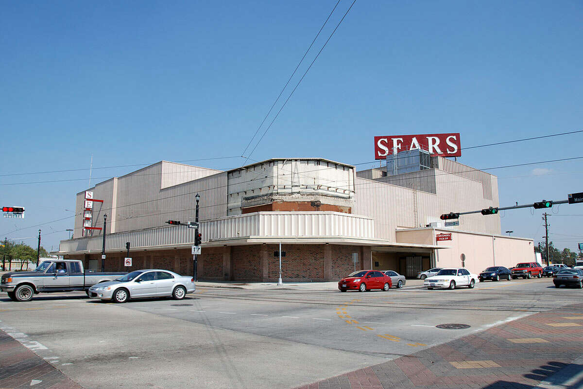 In 2009, after Hurricane Ike blew away part of Sears' corrugated-metal