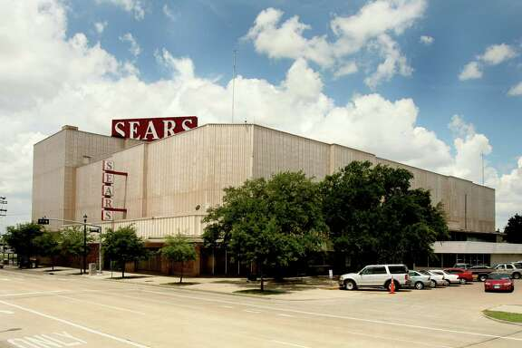 The Sears building in the southern part of downtown has been a fixture in the city for many decades. It is boarded on the north by Eagle, on the east by San Jacinto, on the south by Wheeler and on the west by Main. Sears has been in Houston since 1928.   Tuesday, July 8, 2008, in Houston. ( Steve Campbell / Chronicle)