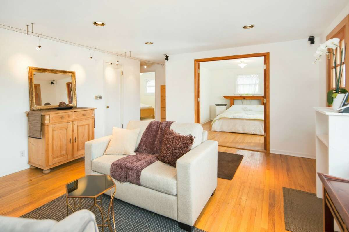 The living space in 3250 31st. Ave. W.