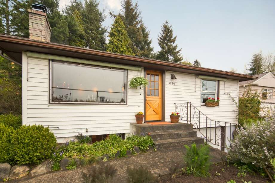 The first home, 3250 31 st. Ave. W., is listed for $398,000. It has two bedrooms and one bathroom spread over 900 square feet. It features a large backyard shed and a kitchen with Viking stove and oven. You can see the full listing here. Photo: Malia Photography