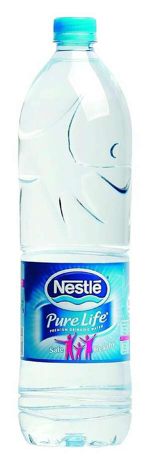 Nestle Pure Life uses water bottled from California. Photo: Handout