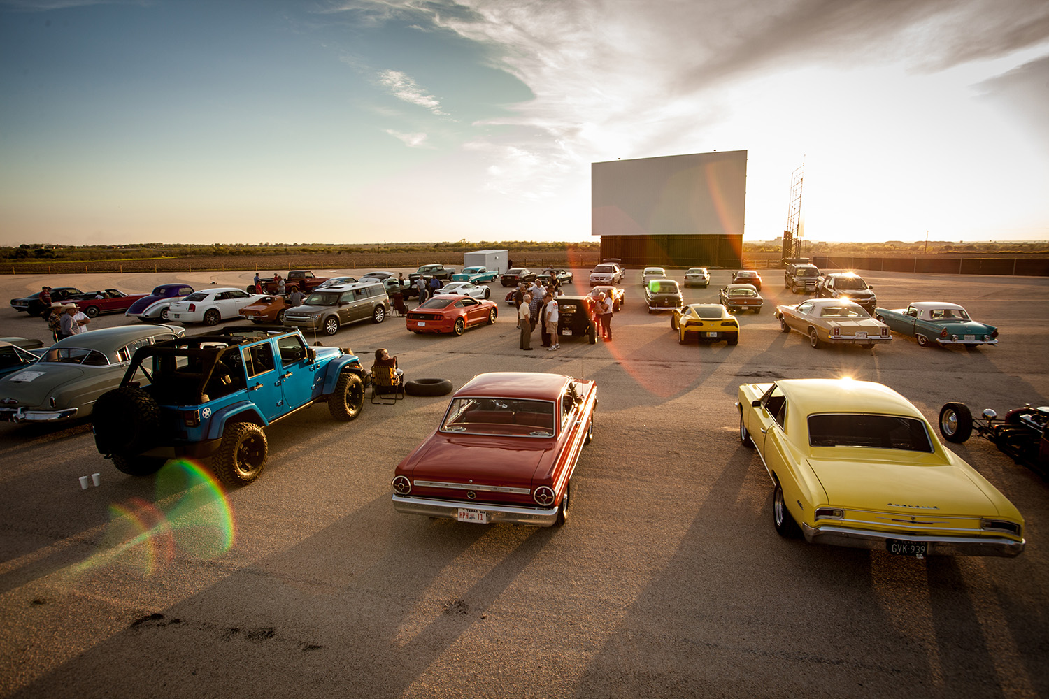 Drive In Movie Theater In New Braunfels Reopening Friday San Antonio Express News