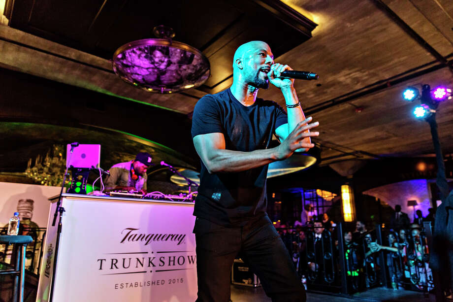 Oscar-winning rapper Common / Dorothy Hong Photography