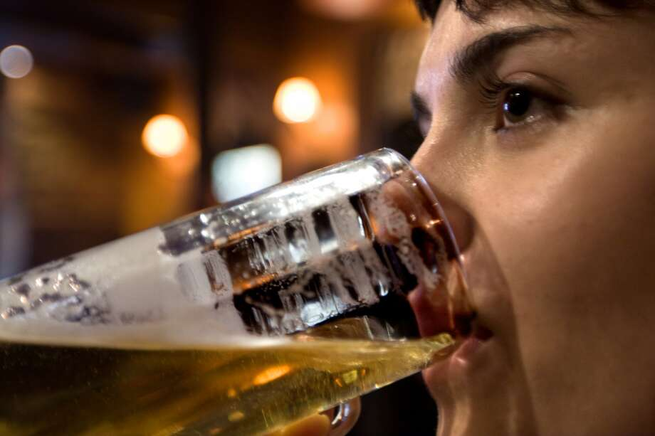 """More young adults are engaging in """"high-intensity"""" drinking, which is defined as more severe than """"binge drinking."""">>Click to see 15 unusual facts about Texas alcohol laws."""