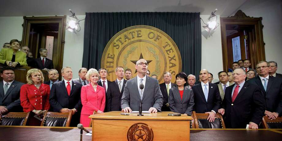 Rep. Dennis Bonnen seeks reform of the Texas Franchise Tax.  Photo: Jay Janner, MBI / Austin American-Statesman