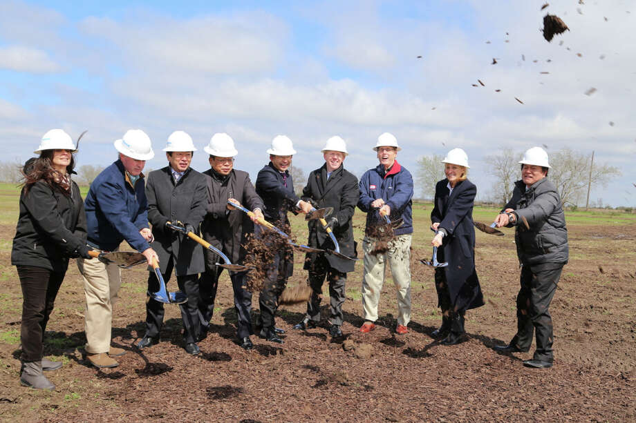 Daikin breaks ground on new $417 million H-VAC industrial campus in Waller.Daikin breaks ground on new $417 million H-VAC industrial campus in Waller. Photo: Courtesy Daikin