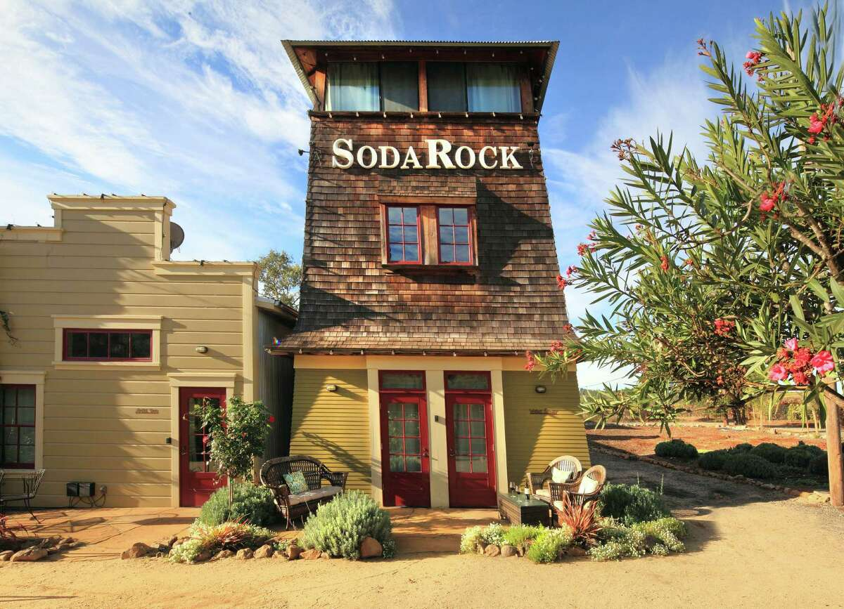 Soda Rock Winery credit: Barbara Bourne