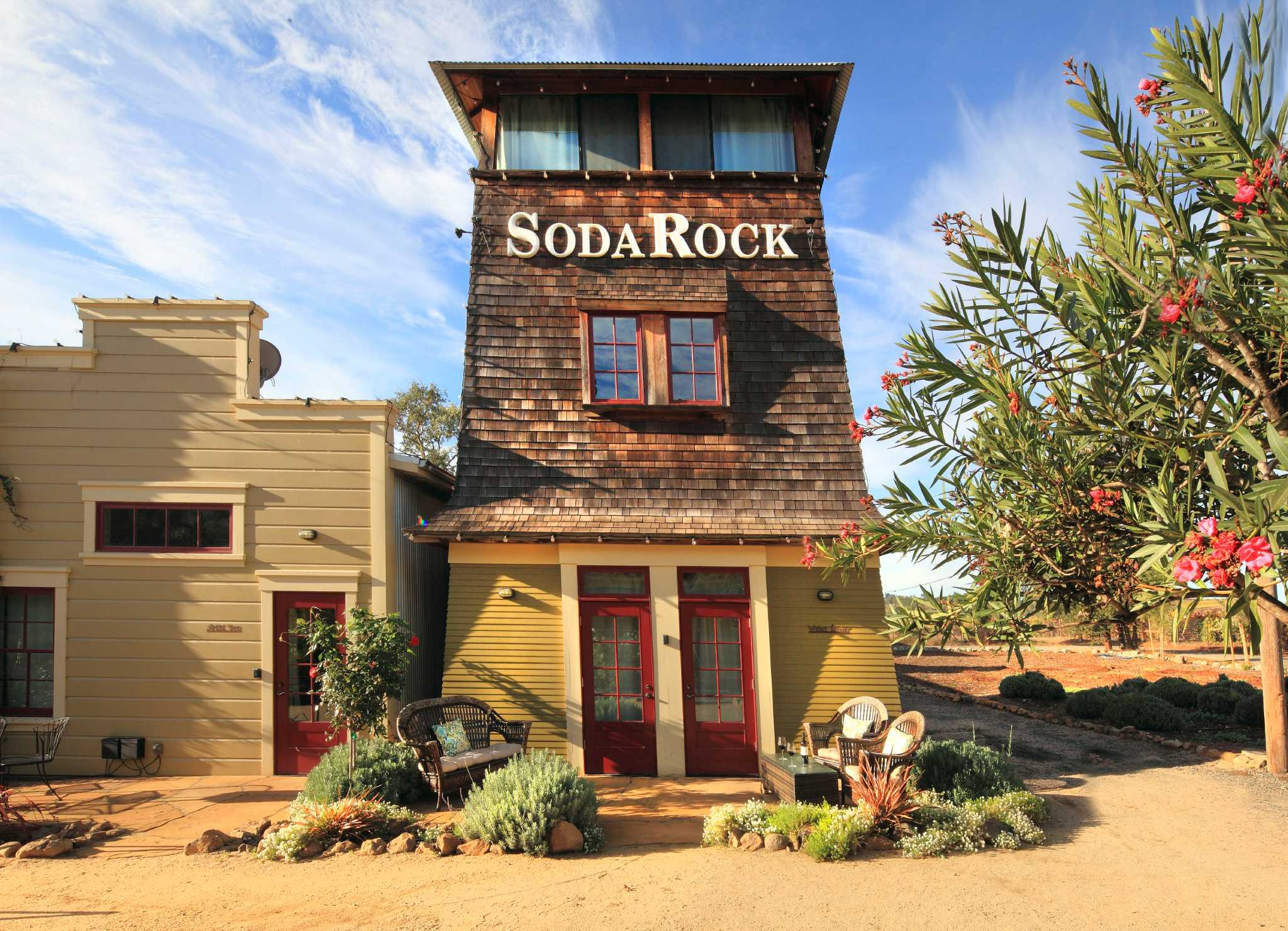 California wineries where you can stay overnight - SFGate