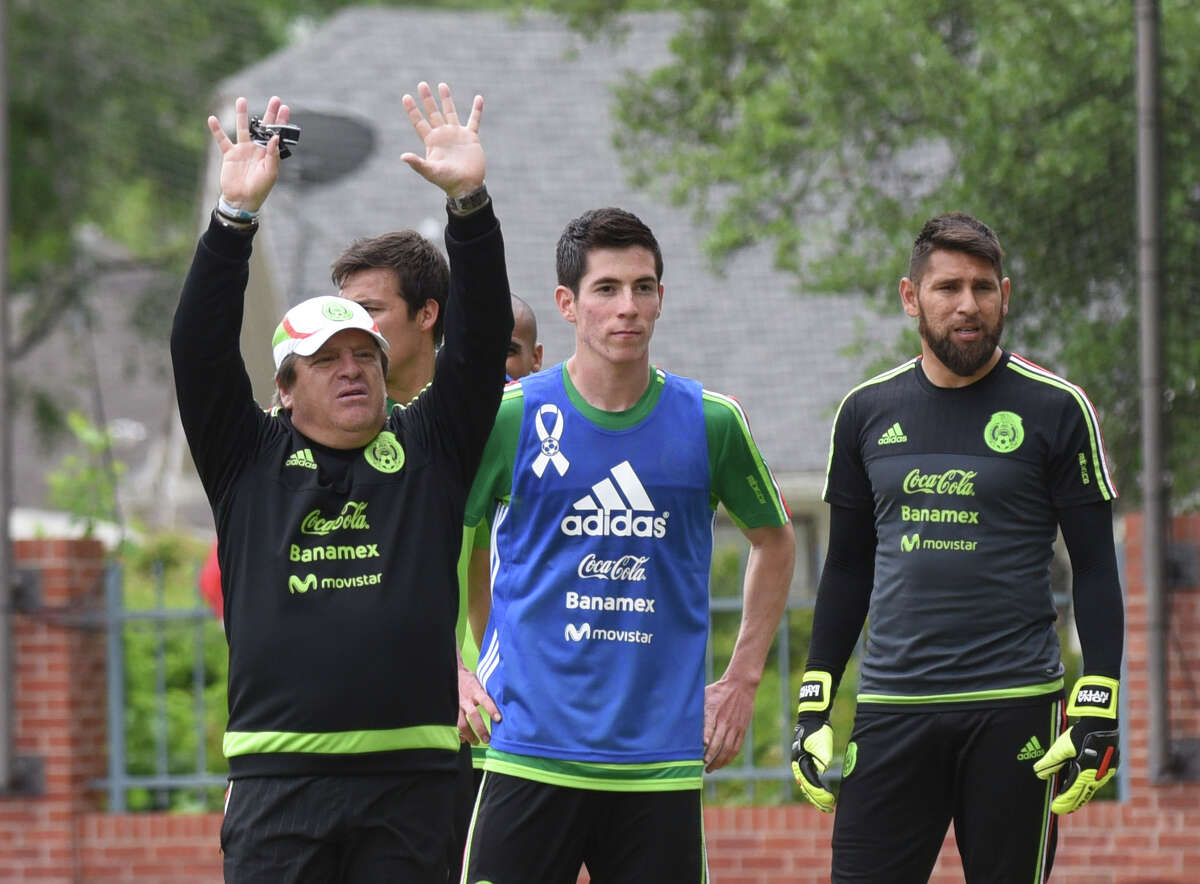 3. Mexican Threat -A highly publicized threat by the Mexican Soccer Federation on Tuesday to cancel the match if the field conditions weren't improved was a storyline in the lead up to the match. Read more:U.S. Soccer Federation: Mexico friendly 'will be played as planned'