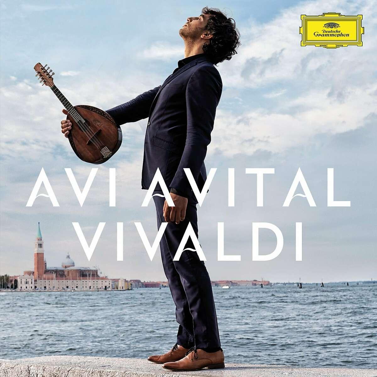 CD cover: Avi Avital