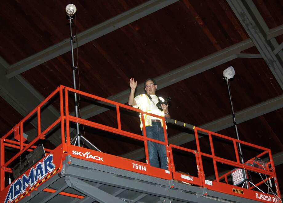 Were you Seen at the Chamber of Schenectady County's 2015 Annual Meeting, 'Work Zone Schenectady: Building for the Future,' held at the Legere Armory in Schenectady on Tuesday, April 14, 2015? Photo: Joe Mulone Photography