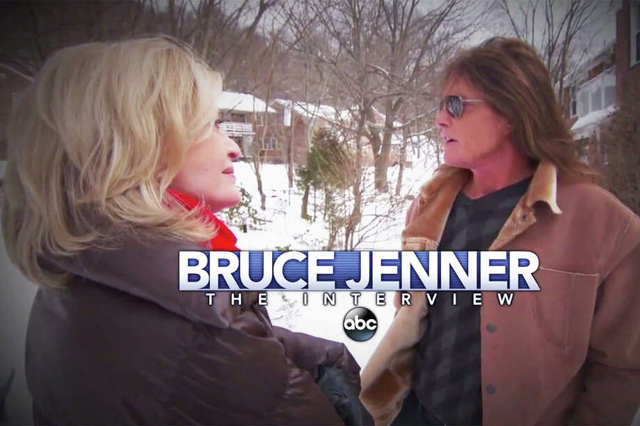Bruce Jenner speaks to ABC's Diane Sawyer in this still from a promo on the anticipated interview airing April 24, 2015.Continue clicking to see photos of Bruce Jenner through the years.