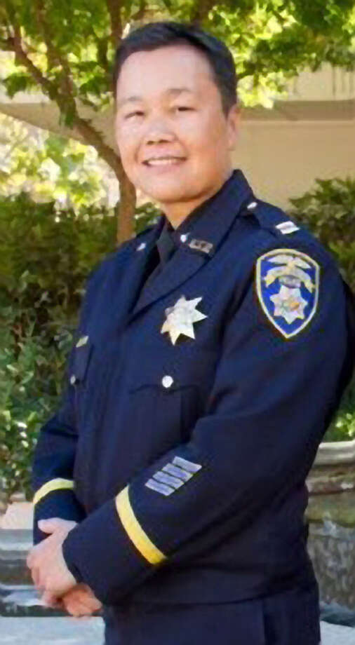 San Leandro police Capt. Ed Tracey. Photo: San Leandro Police / ONLINE_YES