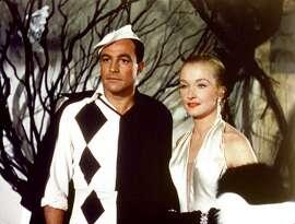 "Gene Kelly and Nina Foch in ""An American in Paris"""