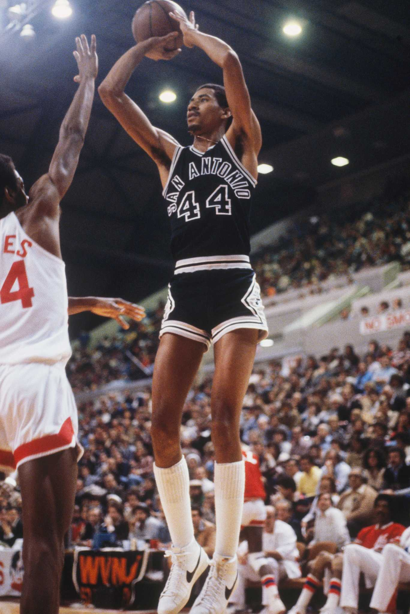 Spurs to honor Hall of Famer George Gervin with Iceman Night