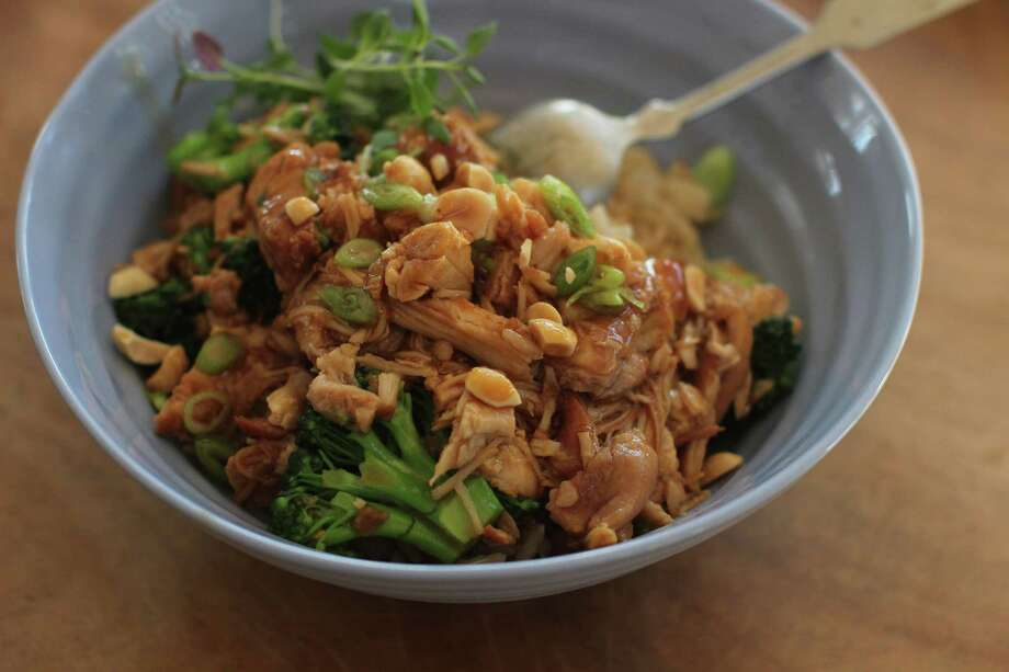 Click through the slideshow for some chickenrecipes we've publishedin the past few years. Pressure cooker teriyaki chicken. Click here for recipe. Photo: Matthew Mead / FR170582 AP