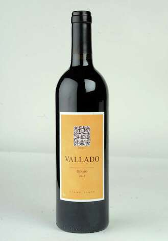 Vallado Red blend Portugal 2011 on Wednesday Feb. 25, 2015 in Colonie, N.Y. (Michael P. Farrell/Times Union) Photo: Michael P. Farrell / 00030770A