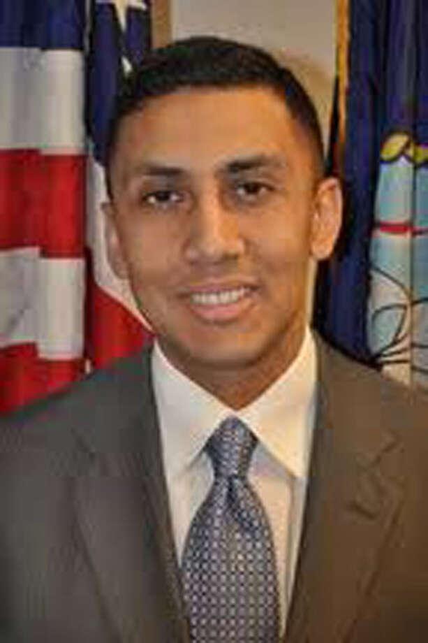 Cris Medina, candidate for District 7, in San Antonio. Photo: COURTESY PHOTO