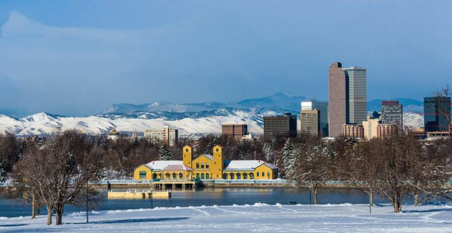 25. Denver        While the Mile High city lags behind a lot of places in terms of the socialcategory, the area does well with the other categories, driven by its near-central location in the lower 48 and its vibrant culture and geography. Photo: PHOTOGRAPHY BY PHILLIP RUBINO/GETTY IMAGES
