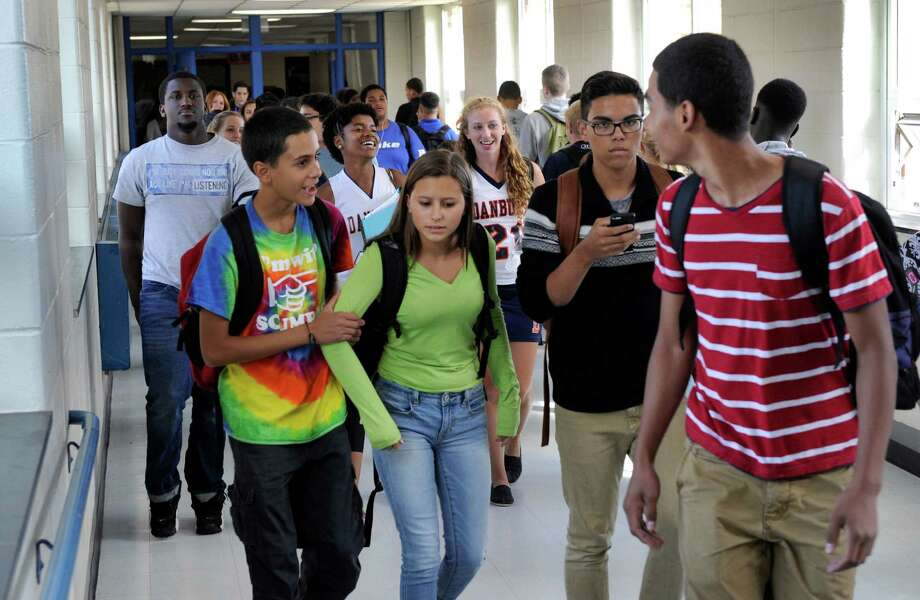 "Connecticut is making ""clear progress"" in reducing racial isolation and erasing achievement gaps at a time when the rest of the Northeast is ""moving backward,"" according to a groundbreaking new report. Scroll through the gallery for a look at multiracial and minority segregated schools in Fairfield County, 2012-2013.  Photo: Carol Kaliff/ File, Carol Kaliff / The News-Times"