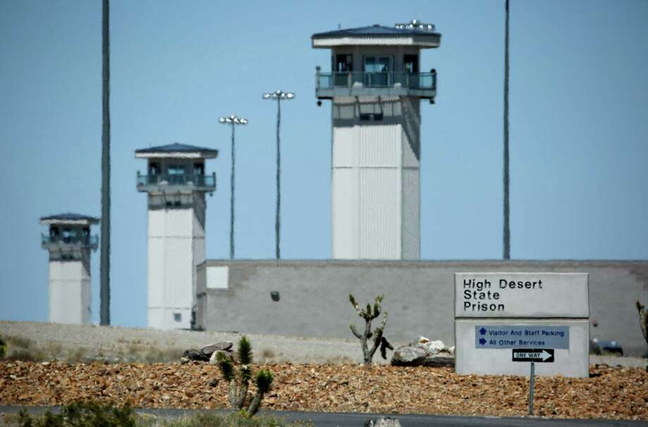 Recent disclosures that a Nevada prison inmate was shot dead by a prison guard in November are bringing to light other previously unreported shootings that left inmates wounded at High Desert State Prison outside Las Vegas. Photo: John Locher / Associated Press / AP