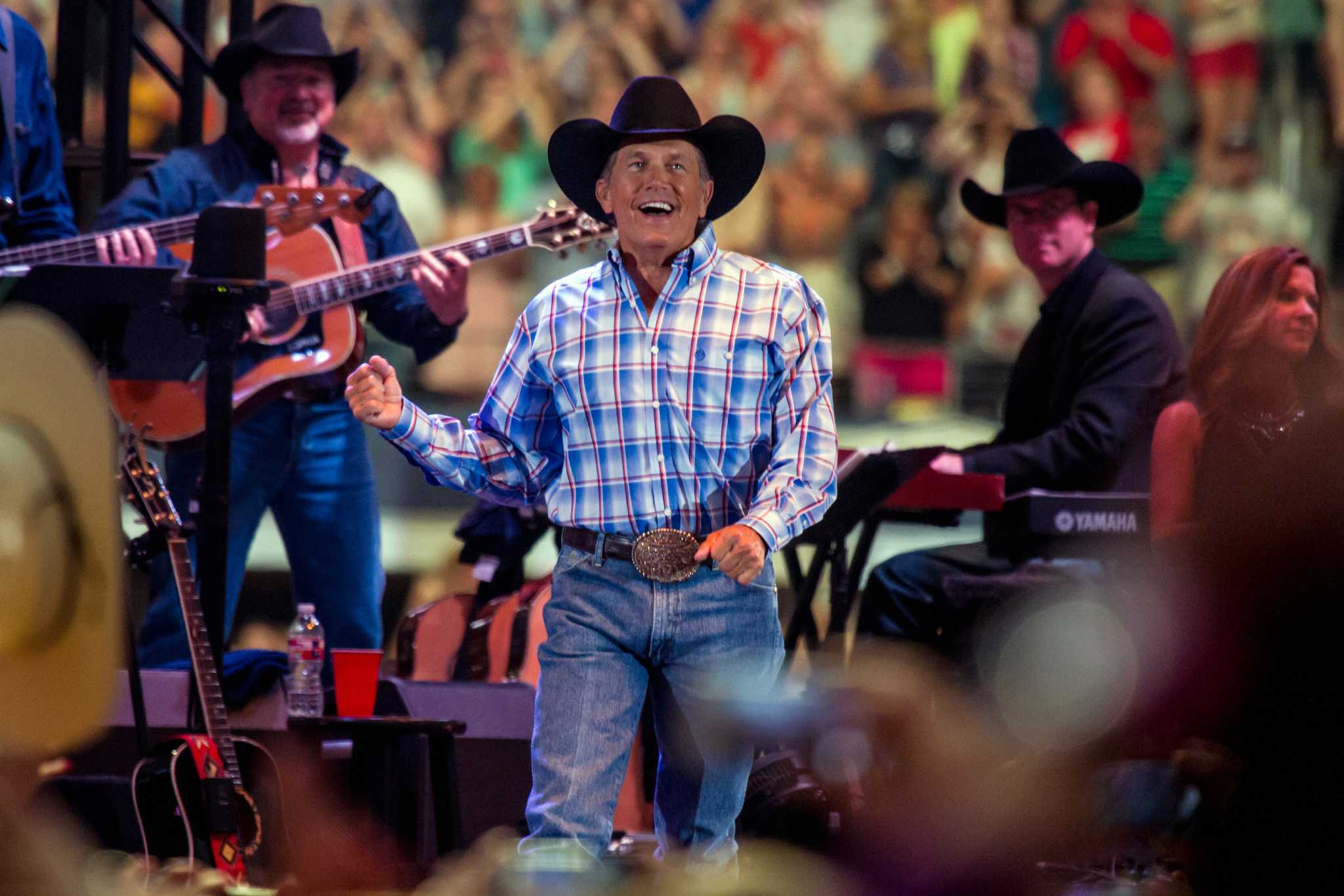 George Strait To Debut New Song On Acm Awards San