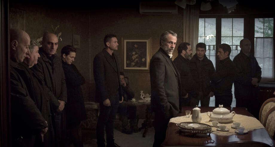 "Strong characters propel Franceso Munzi's Italian mob drama, ""Black Souls."" Photo: HANDOUT / Francesca Casciarri / Vitagraph Films / THE WASHINGTON POST"