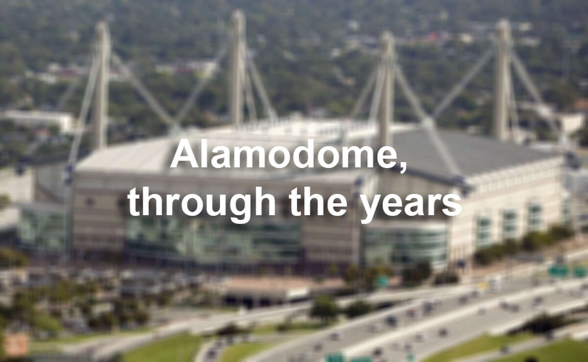On the 20th anniversary, we pulled together photographs throughout the years of the Alamodome.