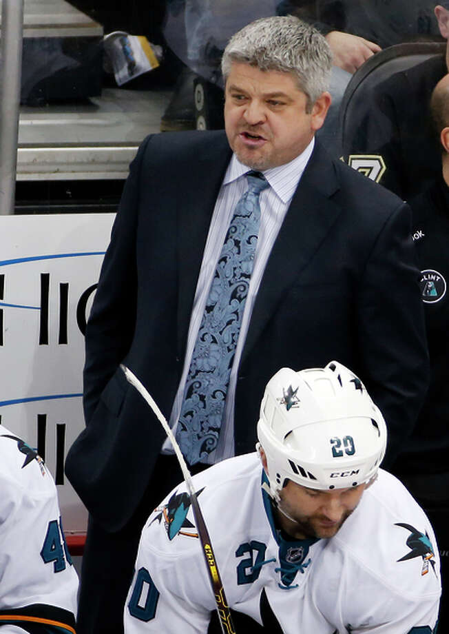 Todd McLellan guided the Sharks to the playoffs from 2009-14, but not this season. Photo: Gene J. Puskar / Associated Press / AP