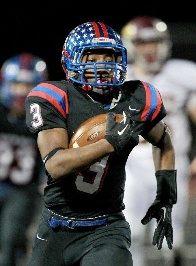 Miles Harrison was involved in the robbery of a drug dealer in Concord, authorities said. Photo: Dennis Lee/Maxpreps.com / ONLINE_YES