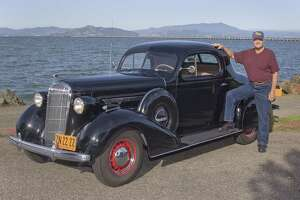 Rebuilt Buick runs like it did in 1936 - Photo
