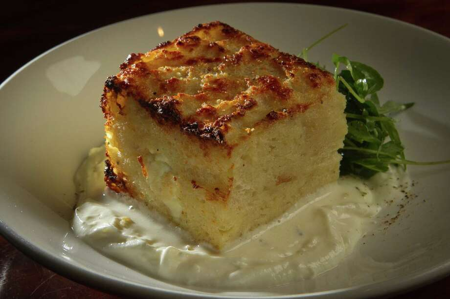 Goat cheese bread pudding served at brunch at Nopa2011. Photo: John Storey / Special To The Chronicle / SFC