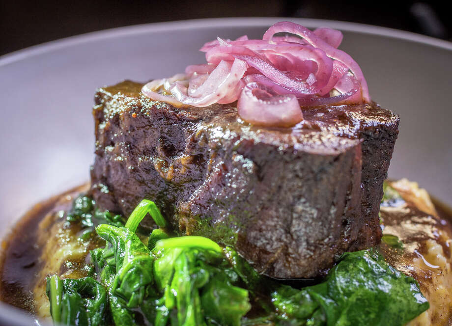 Syrah-braised short ribs. Photo: John Storey / Special To The Chronicle / ONLINE_YES
