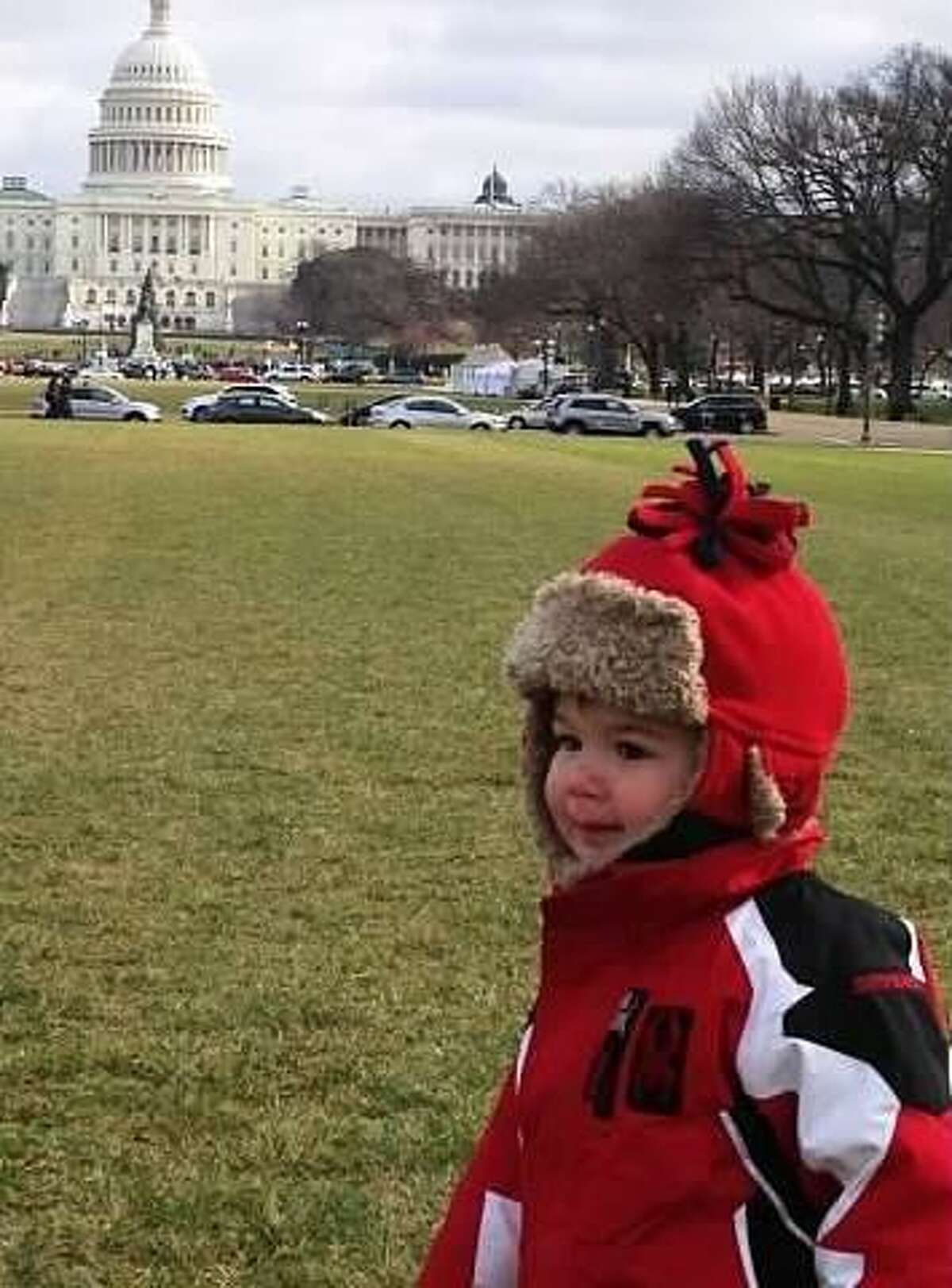 Mac Thomas, 2, died last year when he became tangled in a blind in the bedroom of his home in Maryland. His mom, Erica Barnes Thomas, who grew up in Niskayuna, has joined efforts to push for stricter nationwide safety standards for the window blind industry.