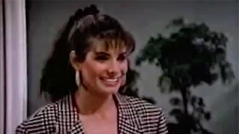 Did You Know Sandra Bullock Had Her Own Tv Show San