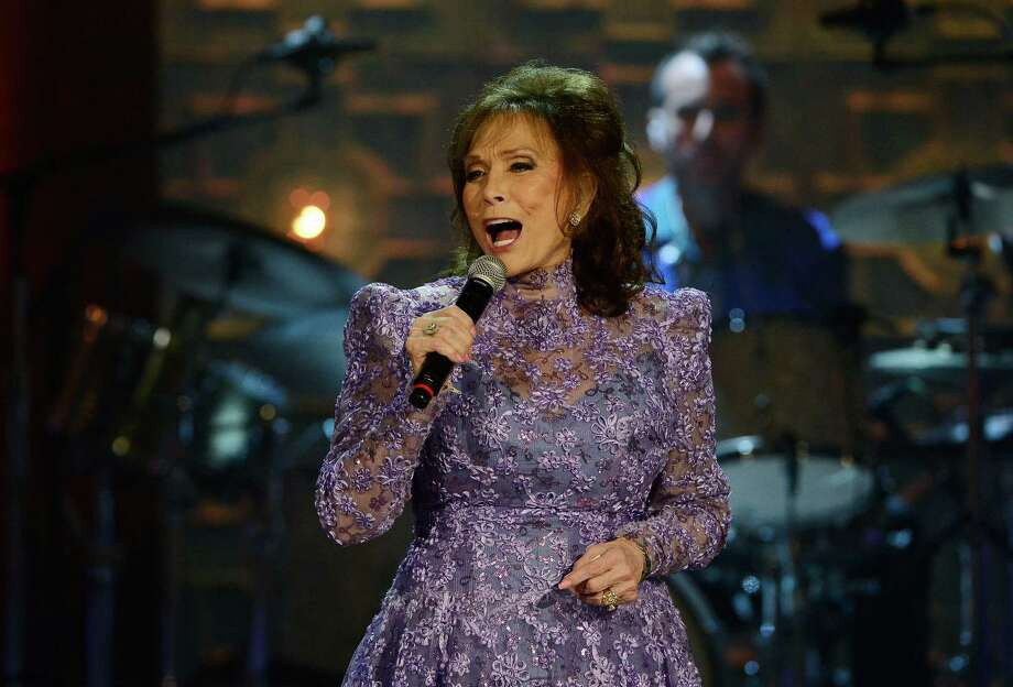Loretta Lynn performs during the Americana Music Honors and Awards show Wednesday, Sept. 17, 2014, in Nashville, Tenn. (AP Photo/Mark Zaleski) Photo: Mark Zaleski, FRE / Associated Press / FR170793 AP