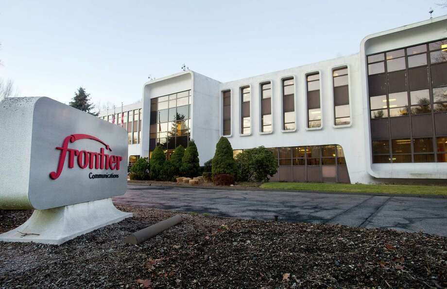 Frontier Communications will relocate its headquarters from High Ridge Park in Stamford, pictured, to Norwalk's Merritt 7 Corporate Center when Frontier's current lease expires next year. Photo: Lindsay Perry / Stamford Advocate