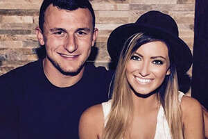 Protective order bans Johnny Manziel from seeing ex-girlfriend - Photo