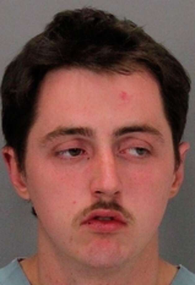 Christian Clennan, 23, was charged with drunken driving. Photo: San Jose Police Department / ONLINE_YES