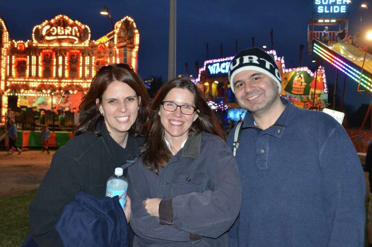The 2015 Trumbull Rotary carnival ran April 15-19 at Hillcrest Middle School in Trumbull. Were you SEEN on opening night?