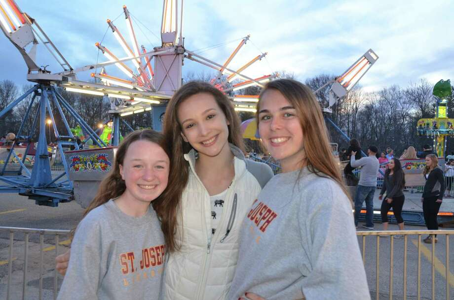 The 2015 Trumbull Rotary carnival ran April 15-19 at Hillcrest Middle School in Trumbull. Were you SEEN on opening night? Photo: Vic Eng, Vic Eng / Hearst Connecticut Media Group / Vic Eng