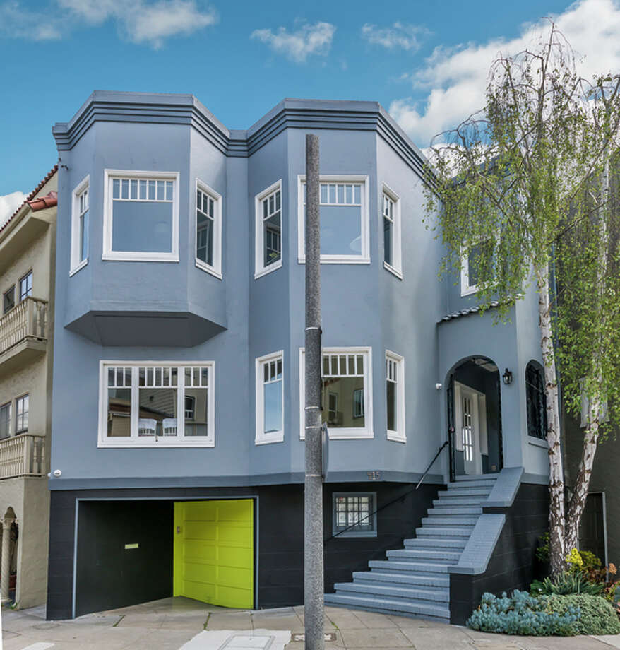 The tri-level Corona Heights Edwardian dates back to 1915.Click here to see what else is on the market in San Francisco.  Photo: Olga Soboleva/Vanguard Propertie / ONLINE_CHECK