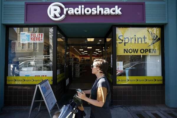 RadioShack is bankrupt